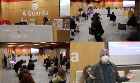 Máis dunha vintena de persoas participaron na xornada de posta en valor do patrimonio cultural da Guarda