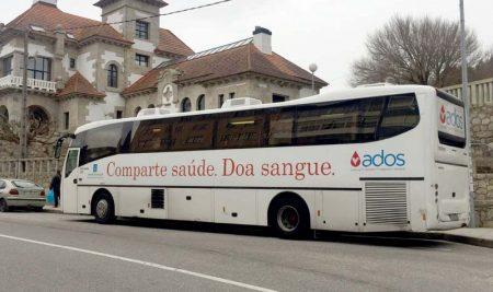 A Guarda foi o concello de Pontevedra coa maior taxa de doazóns de sangue no ano 2020