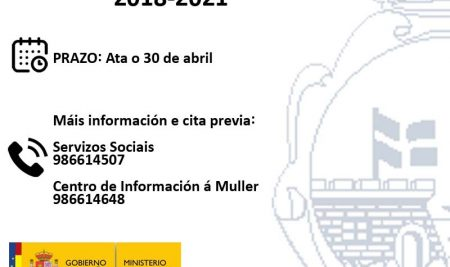 Axudas ao alugamento de vivenda do Plan estatal de vivenda 2018-2021