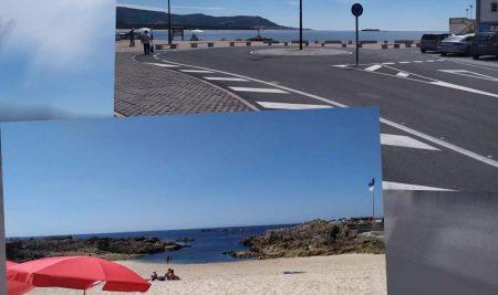 """As praias guardesas de """"O Muíño"""" e """"Area Grande"""" contarán un ano máis co distintivo de Bandeira Azul"""