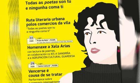 A Guarda pecha este sábado as actividades programadas entorno ás Letras Galegas e a Xela Arias
