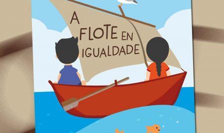 """Nenos e nenas da Guarda convidados a participar en """"A flote en Igualdade"""""""