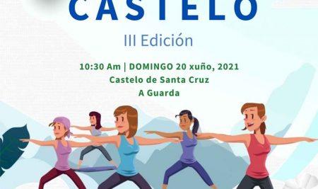 Ioga no castelo – celebración do Día Internacional do Ioga