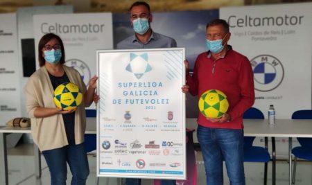 A superliga Galicia de futevolei chega a A Guarda o 11 de xullo